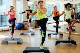 aerobics measures to lose weight